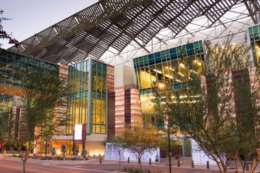 Convention Center exterior in Phoenix, AZ