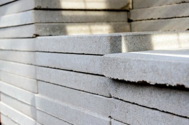 masonry building materials, bricks