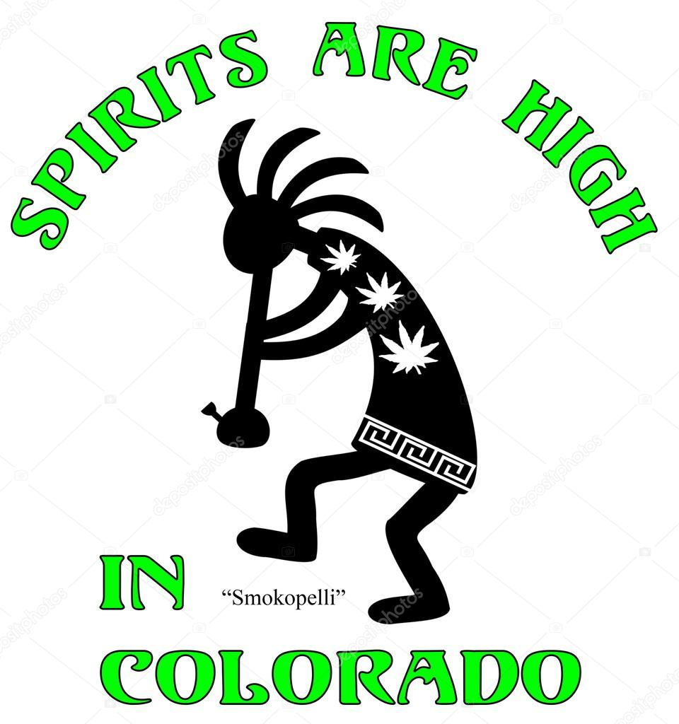 Colorado Smokopelli Spirit High