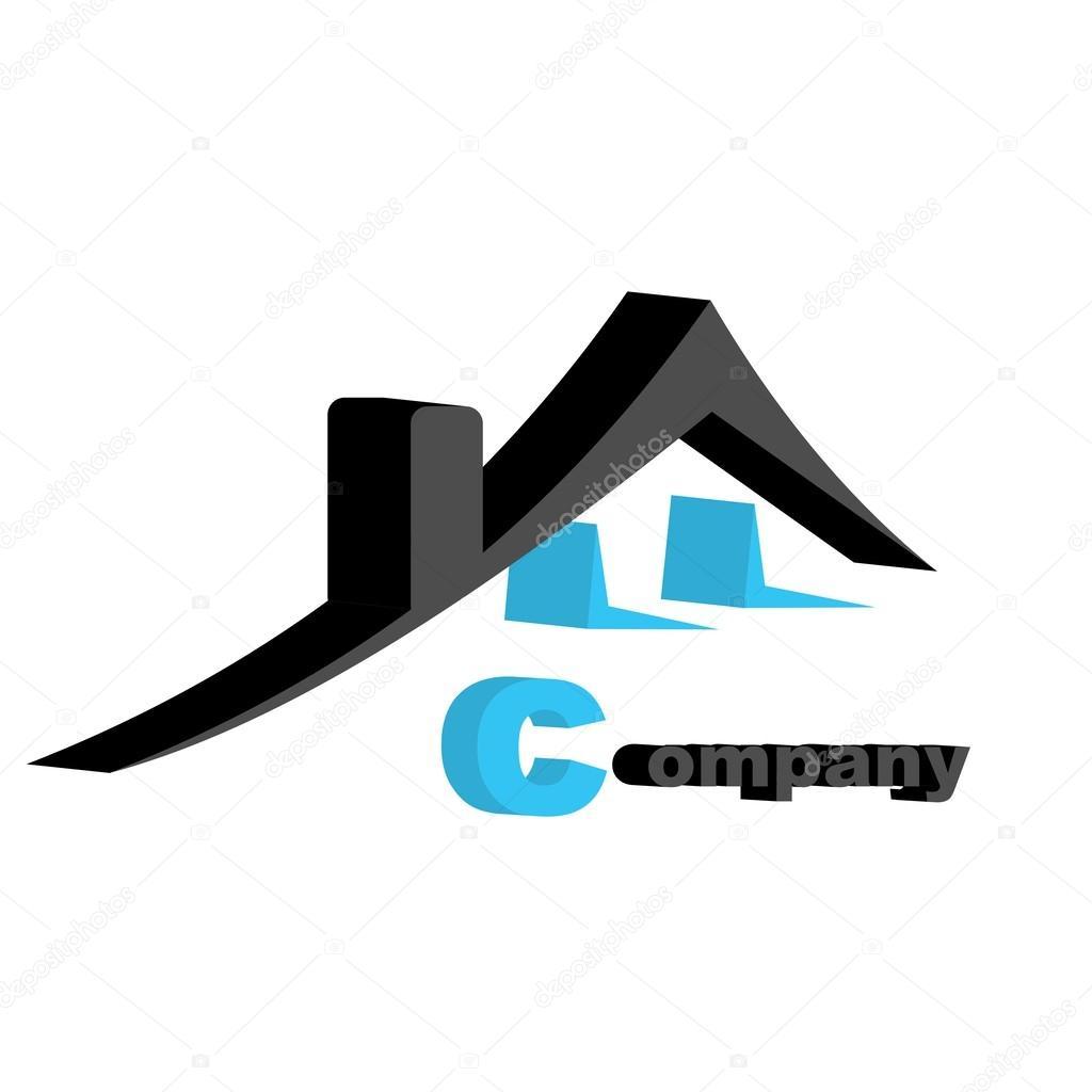 Maison logo photographie houbacze 61591917 for Logo avec une maison