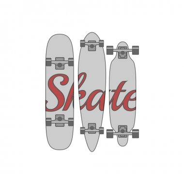 Skateboard Design Set