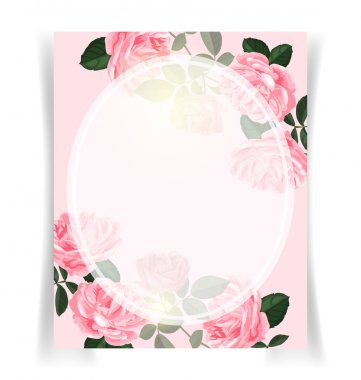 floral element card