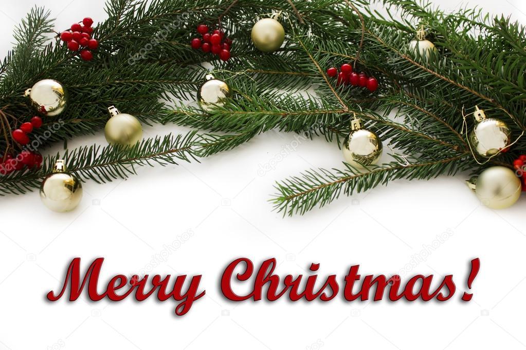 Marcos Para Fotos De Arbol De Navidad.Elemento De Marco De Navidad Para Diseno De Tarjetas De