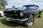 Sportive vintage usa muscle car