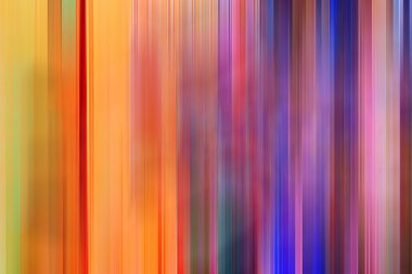 multicolored blurred abstract background texture with vertical stripes. glitches, distortion on the screen broadcast digital TV satellite channels