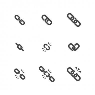 Chain Flat Icon