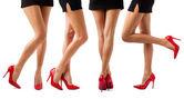Fotografie sexy Frauen Beine