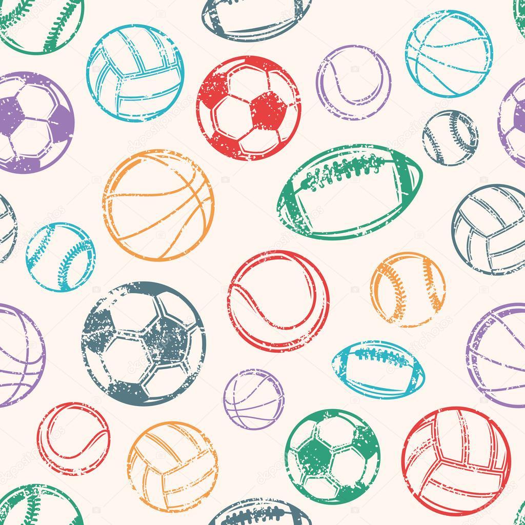 Deportes Pelotas, Fondo Grunge