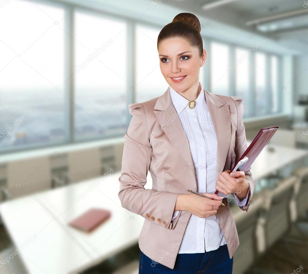 Moderne Business Frau Im Büro Stockfoto Nn Poter 97509062