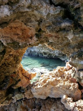 Black sea cliffs