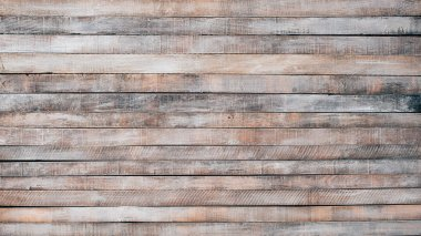 Vintage wood texture background, rough dry weathered planks stock vector