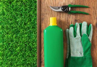 Gardener work table