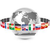 Jazyky kolem země