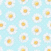 pozadí s květy sedmikrásky