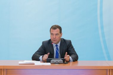 Dmitry Anatolyevich Medvedev
