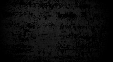 Dark wall with weathered texture