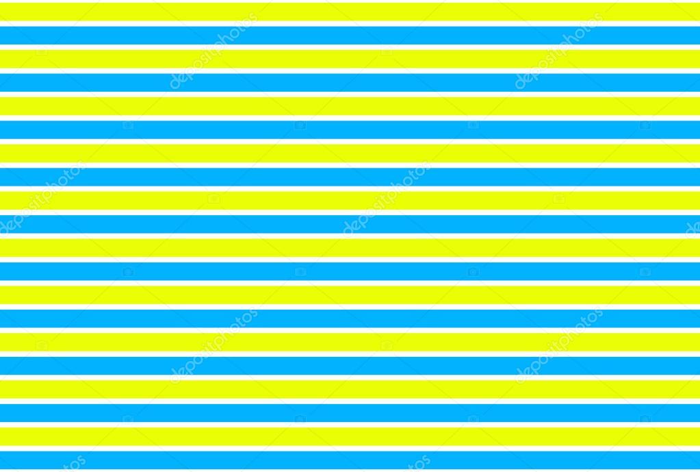 Amarillo blanco rayas azul fotos de stock keport - Papel de pared de rayas ...