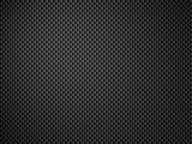 Background - carbon fiber black gray
