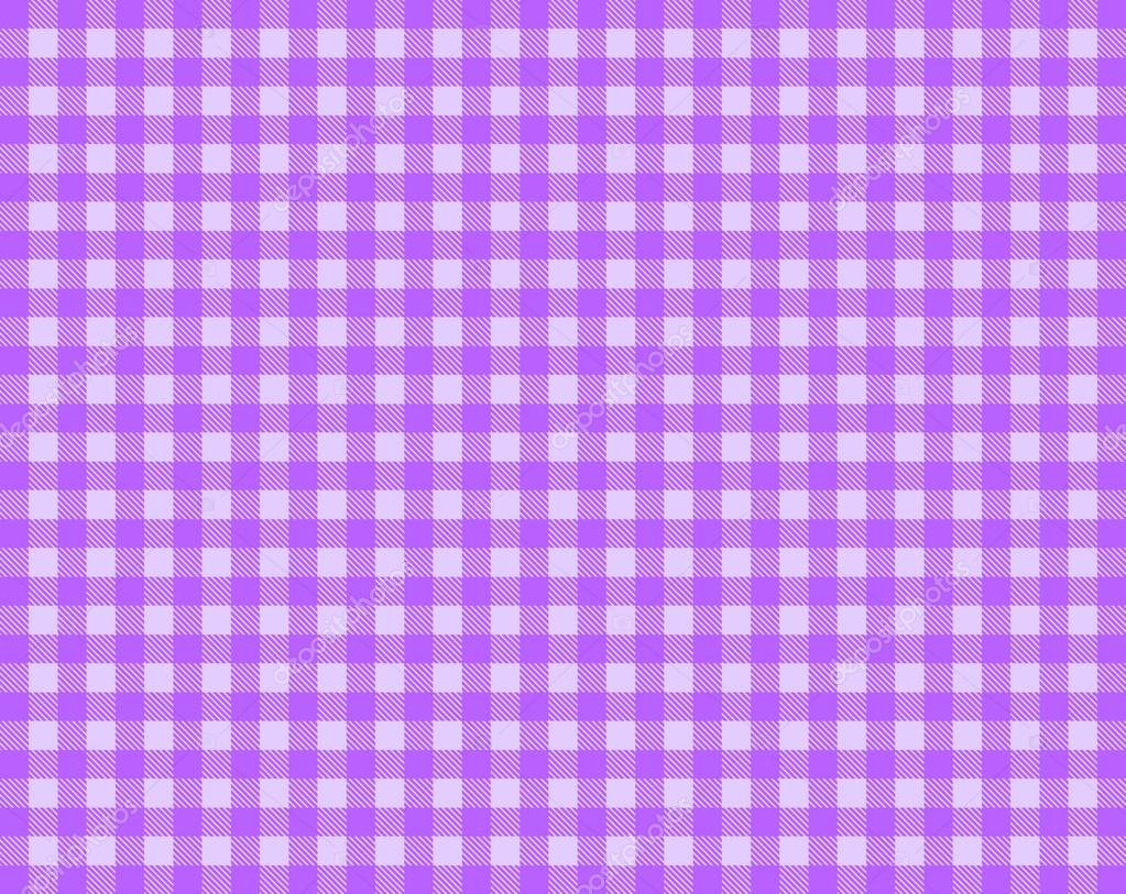 Tablecloth Background Checkered With Purple And Gray U2014 Photo By Keport