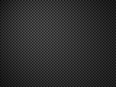 Carbon structure background