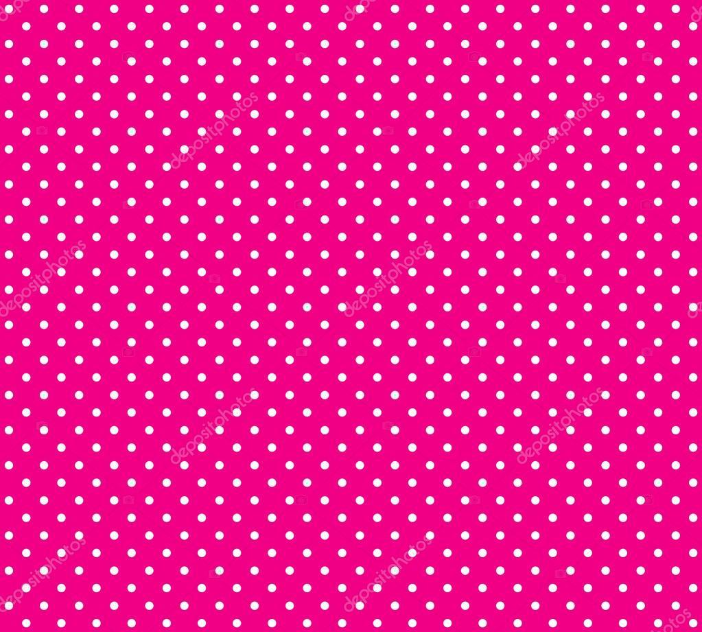 Fondo punteado color rosa y blanco — Fotos de Stock © keport #67800943