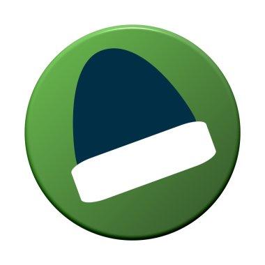 Round Button - Hat
