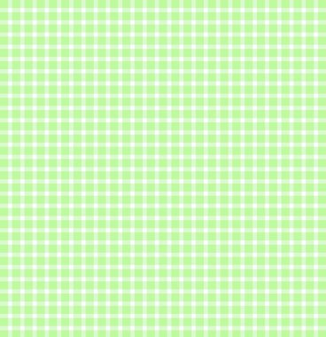 Traditional green checkered background