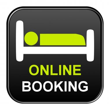 Button - Online Booking