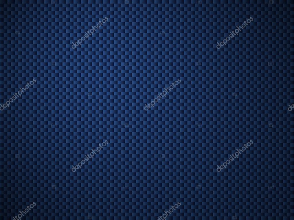 Mesh structure blue