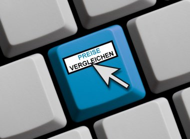 Compare prices online german