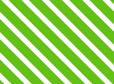 Striped background green white