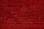 Fotografie Rote Ziegelmauer