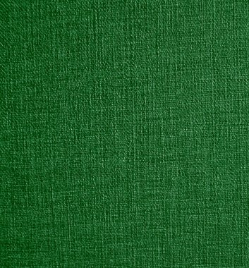 Green fabric background texture