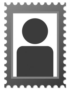 Dark placeholder image for Portrait