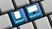 mobil und desktop online