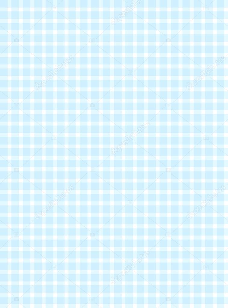 Checkered Tablecloth Pattern Blue White U2014 Stock Photo #84972192