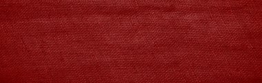 Wide background red jute sack