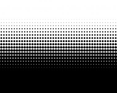 Dots black with transition