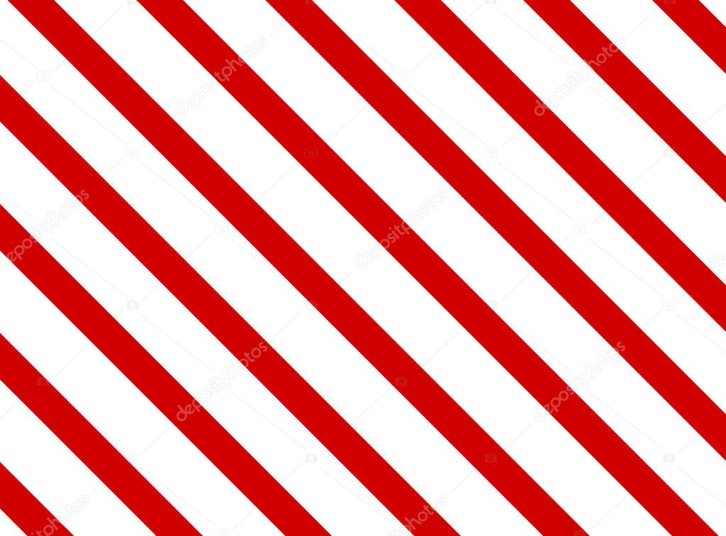 Red and white diagonal lines — Stock Photo © keport #99644280