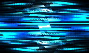 abstract futuristic wallpaper, digital background