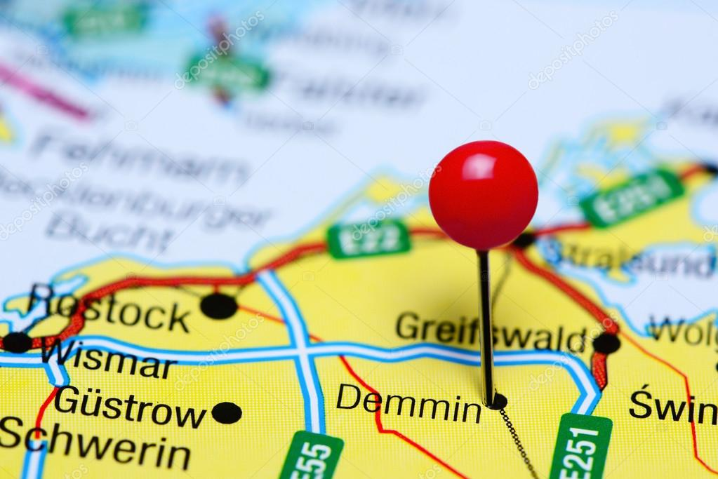 demmin deutschland