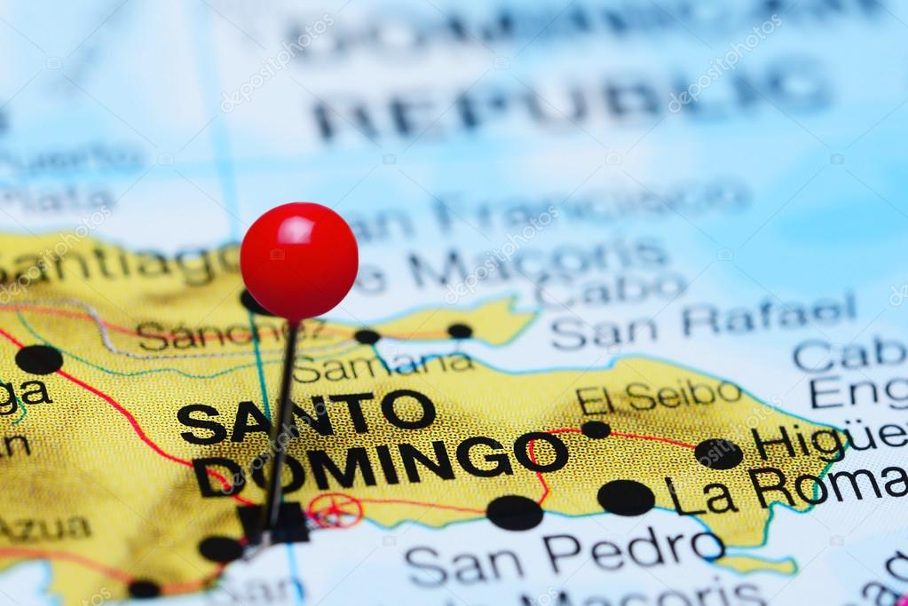 Santo Domingo pinned on a map of Dominican Republic — Stock ... on madrid spain map, hispaniola dominican republic map, havana cuba map, el salvador map, bavaro dominican republic map, la romana dominican republic map, dominican republic road map, world map, puerto plata dominican republic map, barahona dominican republic map, san juan map, bahoruco dominican republic map, panama city panama map, cap cana dominican republic map, santiago dominican republic map, tegucigalpa honduras map, bahamas map, punta cana dominican republic map, monte cristi dominican republic map, playa bonita dominican republic map,