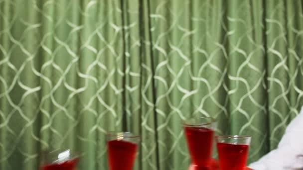 Slow Motion Splash víno