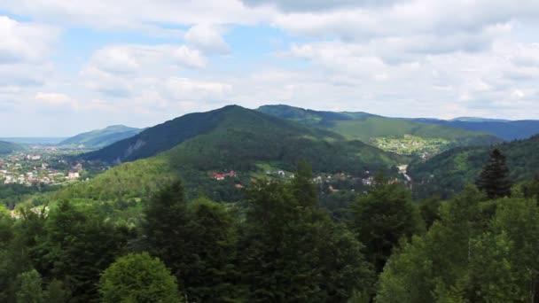 Karpaty Panorama doprava