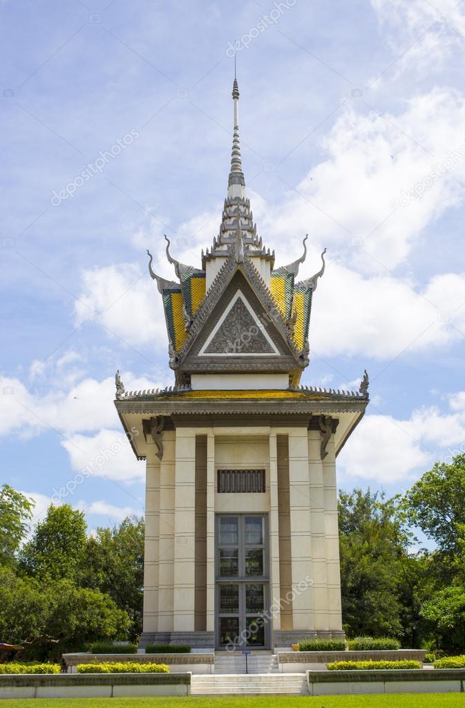 Genocide Memorial - Phnom Penh, Cambodia