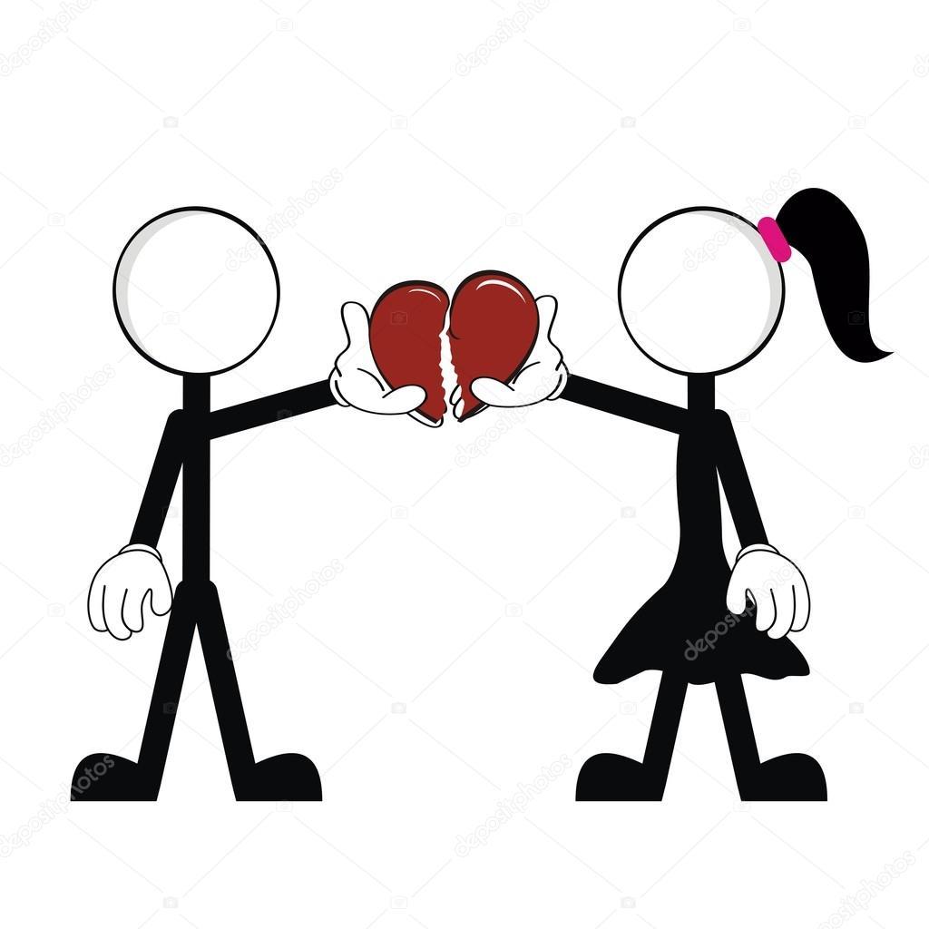 Pictogram Valentine Cartoon Set9 Stock Vector C Hayashix23 63944205