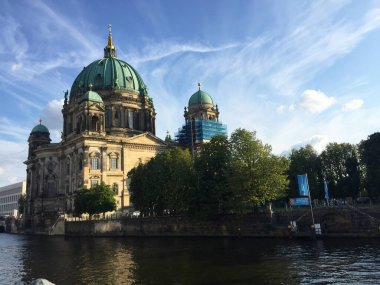 View of the Berliner Dom (Berlin Cathedral) in Berlin, Germany