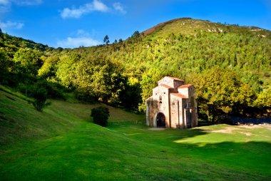 San Miguel de Lillo Oviedo Spain