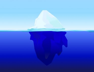 Ice Berg Free Vector Eps Cdr Ai Svg Vector Illustration Graphic Art