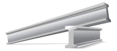 Metal construction beams